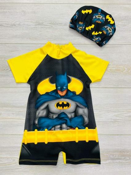Бански с шапка Batman