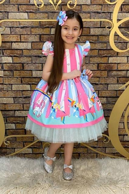 My little pony dress
