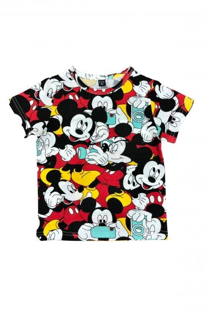 Тениска момче Мики Маус