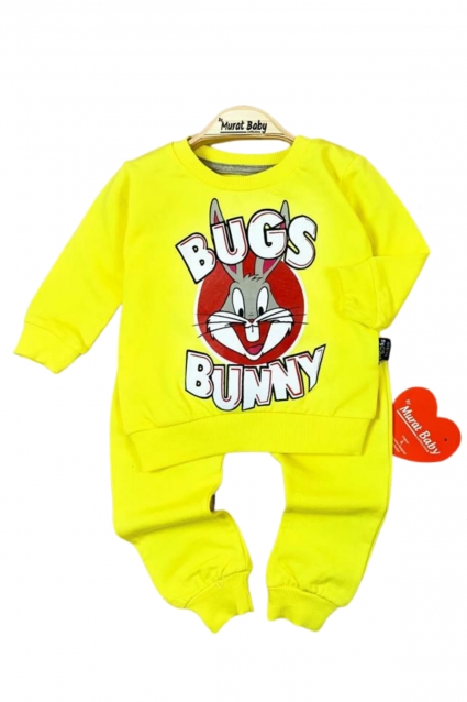 Комплект дълъг ръкав Bugs Bunny