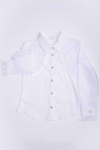 Long sleeve girl shirt