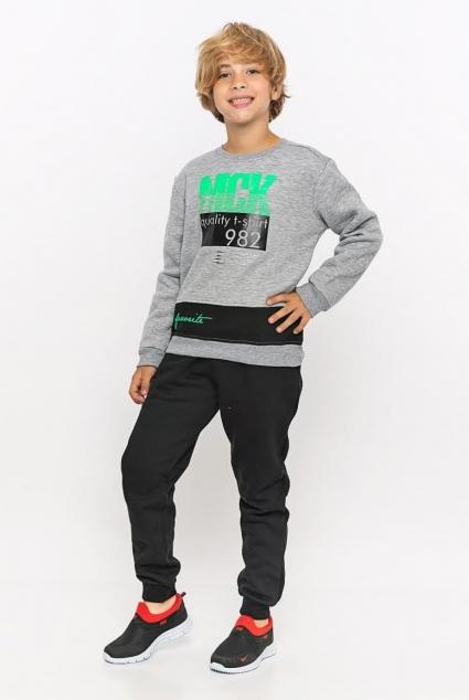 Boy long sleeve set