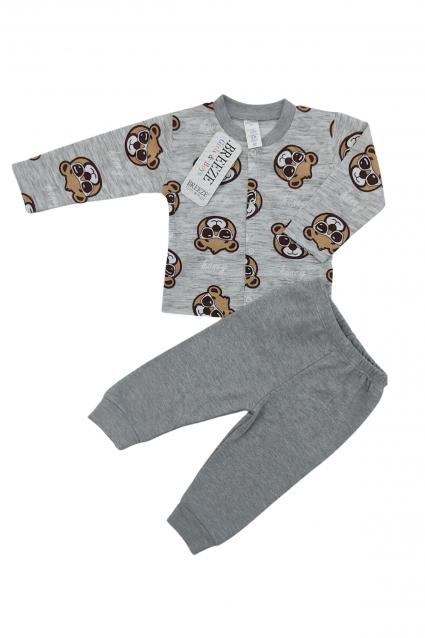 Пижама момче дълъг ръкав