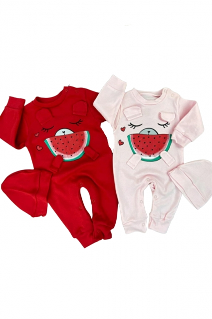 Overalls girl long sleeves 2 pieces