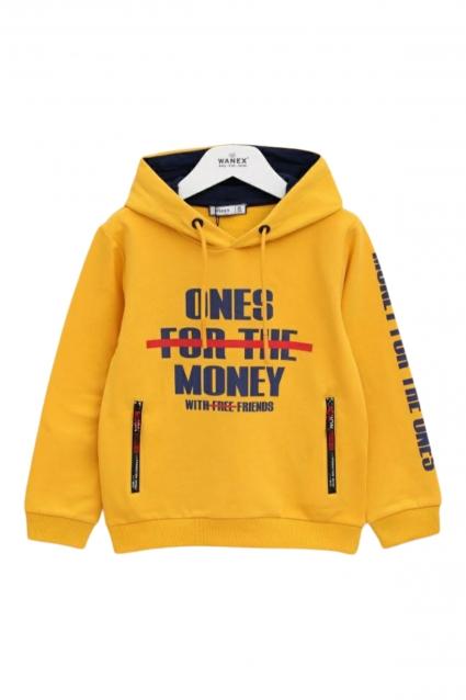 Sweatshirt boy cotton
